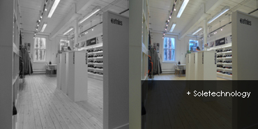 Soletechnology Sports Footwear Agency, Manchester