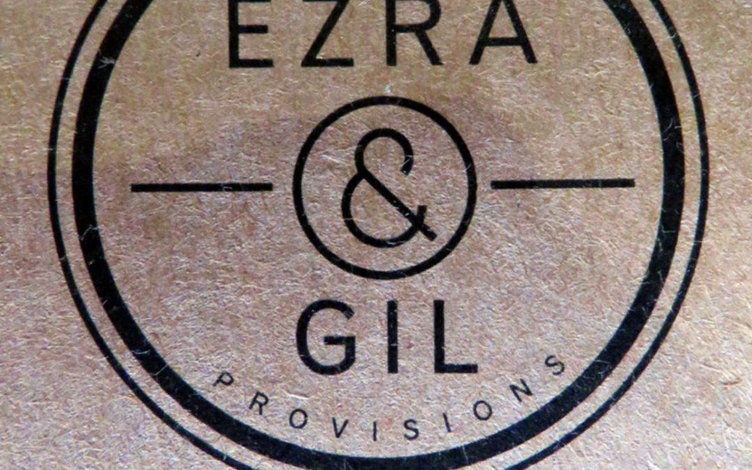Ezra and Gil, Northern Quarter, Manchester