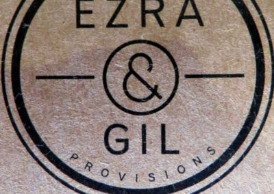 Ezra and Gil, Northern Quarter, Manchester