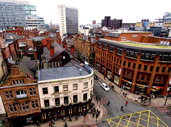 Rooftop Offices, Manchester