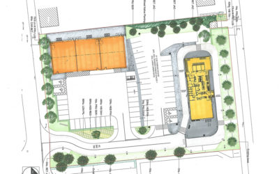 Buckshaw Village, Chorley planning consent – KFC drive-through and B1 units